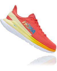 Hoka One One Mach 4 Shoe - Multicolor