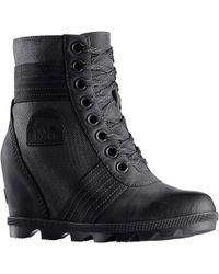 Sorel - Lexie Wedge Boot - Lyst