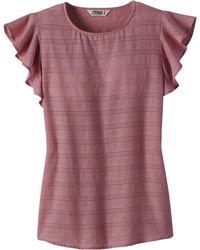 Mountain Khakis - Flutter Short Sleeve Shirt - Lyst