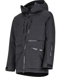 Marmot Men's Schussing Featherless Jacket - Black