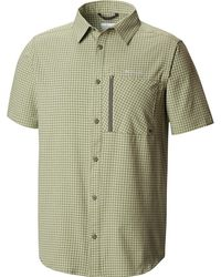 Columbia - Tech Trail Ss Shirt - Lyst