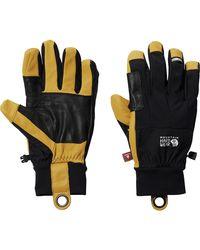 Mountain Hardwear Route Setter Alpine Work Glove - Black