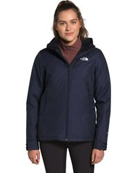 The North Face Inlux Insulated Jacket - Blue