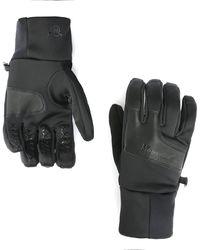 Moosejaw - Game Plan Softshell Glove - Lyst