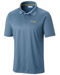 Columbia - Low Drag Polo Shirt - Lyst