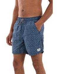Katin Walter Volley Shortss - Blue