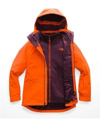 The North Face - Apex Storm Peak Triclimate Jacket - Lyst