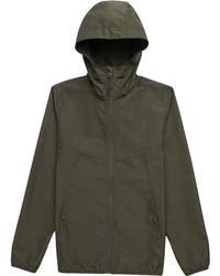 ec7aeb4d3 Woolrich Mill Wool Sherpa Jacket (for Women) in White - Lyst