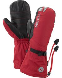 Marmot 8000 Meter Mitt - Red