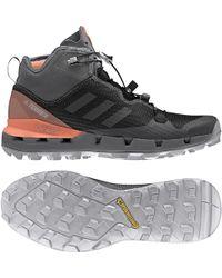 adidas Terrex Fast Mid Gtx Surround Shoe - Black