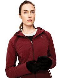 Lolë Stretch Fleece Glove - Black