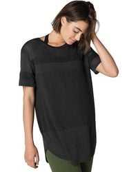 Beyond Yoga - Full Transparency Tunic - Lyst