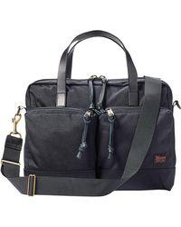Filson Dryden Briefcase - Blue