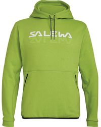 Salewa Reflection Dry Hoody - Green