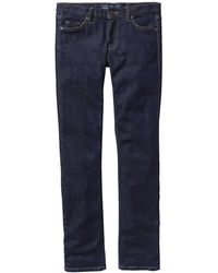Patagonia Straight Jeans - Blue