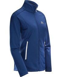 Yves Salomon - Discovery Lt Full Zip Top - Lyst
