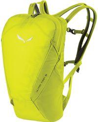Salewa Ultra Train 18 Backpack - Yellow