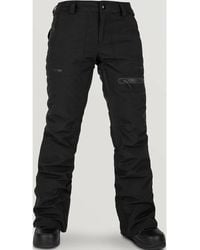 Volcom Knox Insulated Gore Pant - Black