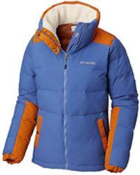 Columbia Winter Challenger Jacket - Blue