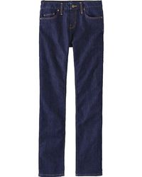 Patagonia Performance Jeans - Blue