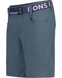 Mons Royale Nomad Shorts - Blue