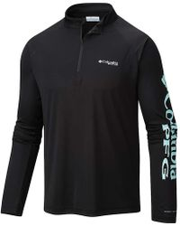 Columbia - Terminal Tackle 1/4 Zip Top - Lyst