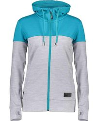 Mons Royale - Covert Mid Hit Panel Hoody - Lyst