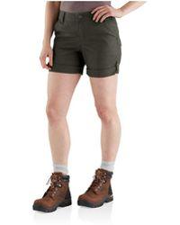 Carhartt Original Fit Smithville Short - Green