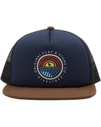 HippyTree Nation Hat - Blue
