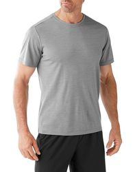 Lyst Adidas Football T Shirt With Tonal Pattern In Grey Bq6864 In