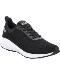 Jack Wolfskin Coogee Chill Low Shoe - Black
