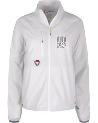 Topo Wind Sport Jacket - Gray