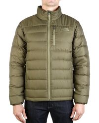 The North Face Aconcagua Jacket - Green