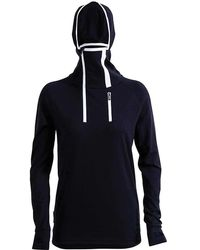 Mons Royale - Matukituki 1/4 Zip Thermal Hoody - Lyst