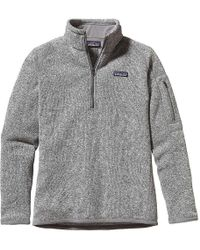Patagonia - Better Sweater 1/4 Zip - Lyst