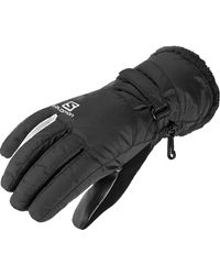 Yves Salomon Force Dry Glove - Black