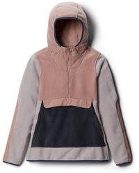 Mountain Hardwear Unclassic Fleece Hoody - Multicolor