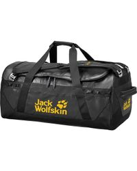 Jack Wolfskin Expedition Trunk 100 Duffle Bag - Black