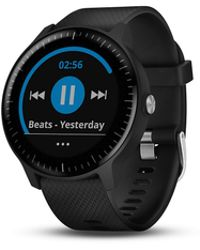 Garmin Vivoactive 3 Music Watch - Black