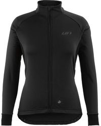 Louis Garneau Thermal Edge Jersey - Black