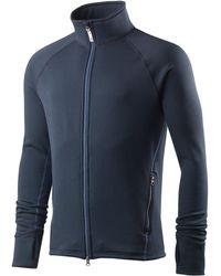 Houdini Power Houdi Fleece Jacket in Blue for Men Lyst