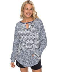 Roxy - Fever Trip Sweater - Lyst