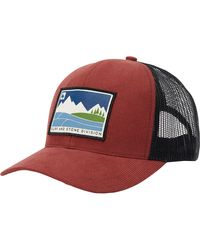 HippyTree Divide Hat - Red
