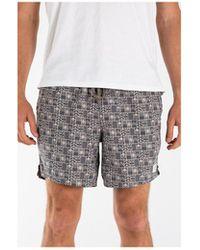 Katin Carver Shorts - Gray