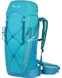 Salewa Alp Sneaker 30+3 1229-0366 Women's Sports Bag In Multicolor - Blue