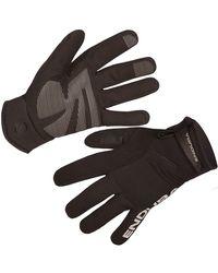 Endura Strike Ii Glove - Black