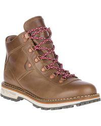 Merrell Sugarbush Essex Boot - Brown
