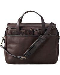 Filson Weatherproof Original Briefcase - Brown