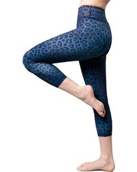 0cf0ddbb88fb3b On sale Vie Active - Rockell 3/4 Crop Legging - Lyst