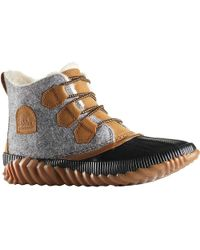 Sorel - Out N About Plus Felt/shearling Boot - Lyst
